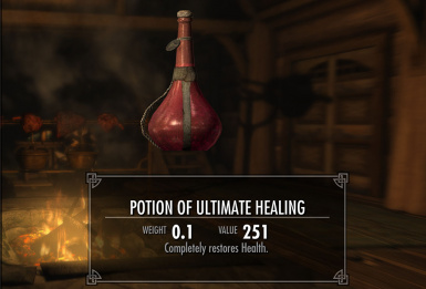 potion front