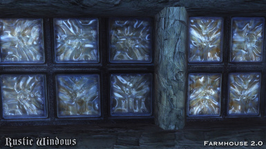 RUSTIC WINDOWS - Special Edition