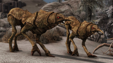 Nix-Hounds - Mihail Monsters and Animals (MIHAIL SSE PORT)