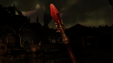 staff re-texture - enchant at Tel Mithryn