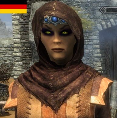 Circlets and Masks with all Robes and Hoods - German Translation