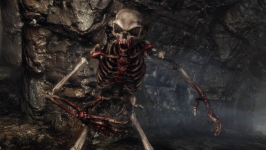 Skeletal Vampires- Mihail Monsters and Animals (MIHAIL SSE PORT)