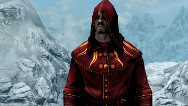 Better Mythic Dawn Robes- Mihail Armors and Clothes (MIHAIL SSE PORT)