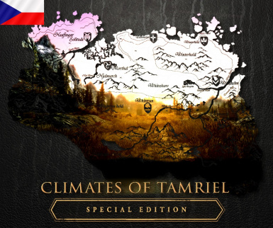 Climates Of Tamriel Special Edition Czech