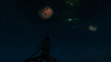 Best looking night sky for SSE
