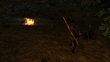 Torch Arrows and Bolts SSE  - Originally by Joolander