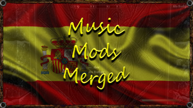 Music Mods Merged SSE Edition - Spanish - Translations Of Franky - TOF
