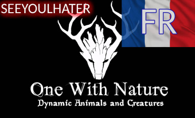 One With Nature - Dynamic Animals and Creatures - French version
