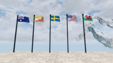 Flags Resource