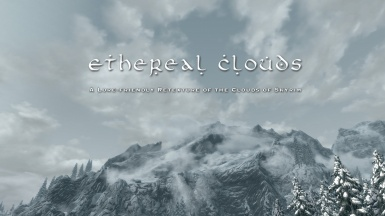 ETHEREAL CLOUDS - Special Edition