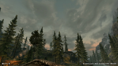 Beta 2 - Revised lower clouds