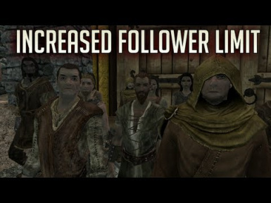 Follower Limit Increased