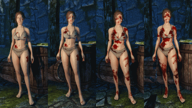 New Blood Textures - Stain