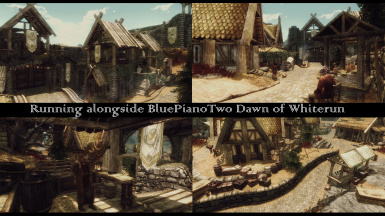Plus Dawn of Whiterun