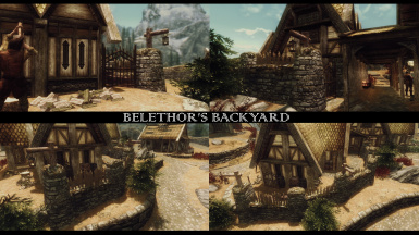 Belethor's backyard