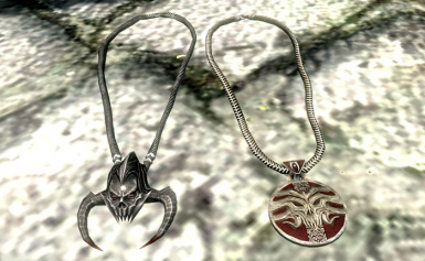 Amulets of Skyrim SSE at Skyrim Special Edition Nexus - Mods and