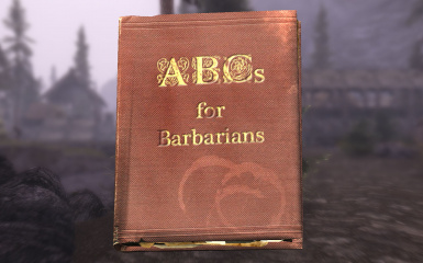 ABCs for Barbarians Cover