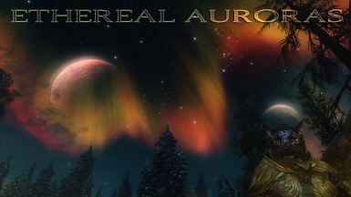 Ethereal Auroras title