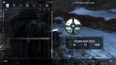 Mainland Stalhrim - WACCF and CCOR Patches