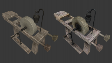 Grindstone HD - Texture Replacer