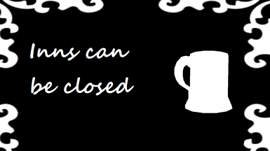 Inns Can Be Closed