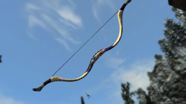 White Mammoth Recurve Bow