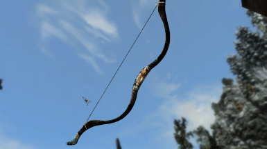 Black Mammoth Recurve Bow