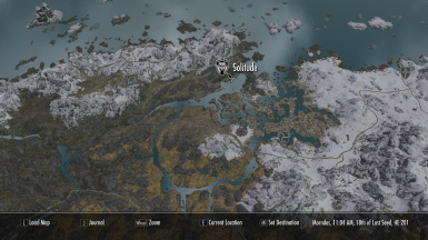 A Quality World Map at Skyrim Special Edition Nexus - Mods and Community