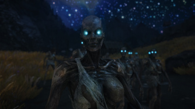 This mod and Better shaped female creatures = fucking perfection !