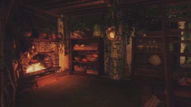 Halla - A Whiterun Player Home