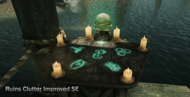 Enchanting Table SSE