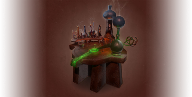 Alchemy Potions and Food Adjustments