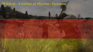 Wildcat - Combat of Skyrim - German