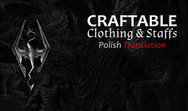 Craftable Unenchanted Clothing and Staffs - Polish Translation