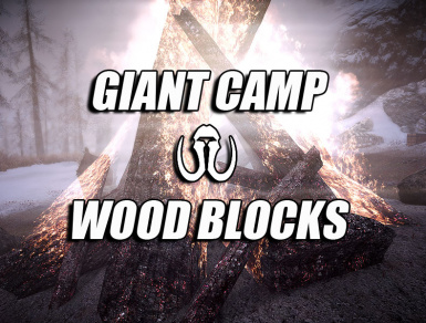 Chopping Blocks at Giant Camps