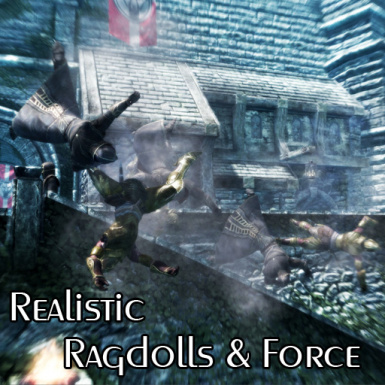 Realistic Ragdolls and Force