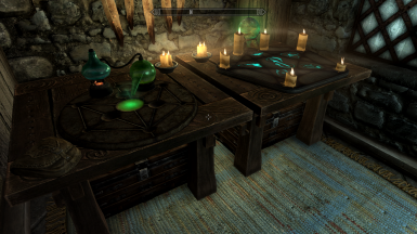 Breezehome Enchanter's Table German Deutsch