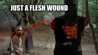 Tis' But a Flesh Wound - Dynamically Protect Revive Resuscitate NPCs