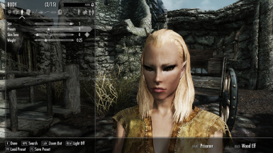 Amarie - Wood elf - female 4