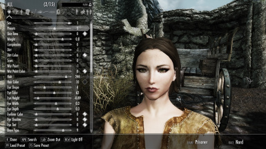 Anja follower face - Nord female 6