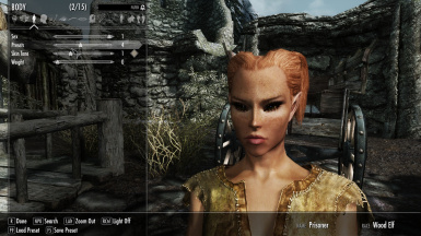 Laurel - Wood elf - female 5