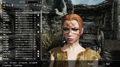 Aela - Nord female 1