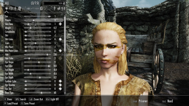 Njada - Nord female 4