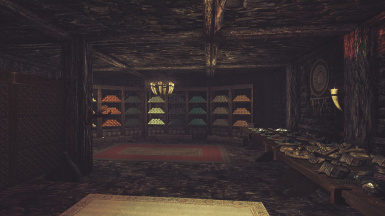 Entry Hall - Stocked