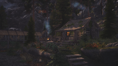 Beginner's Shack in Riverwood