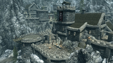 Talos shrine