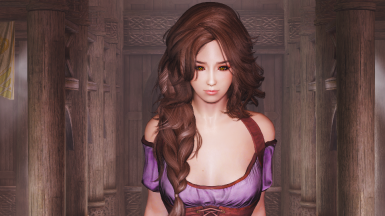 Combined Hairstyles Collection at Skyrim Special Edition Nexus