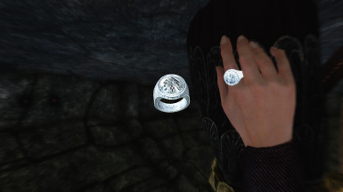 Silverblood Ring
