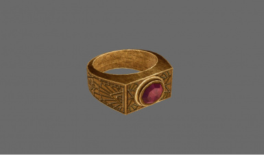 Ancient Dwemer Rings