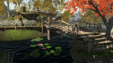 landscaped Lakehome